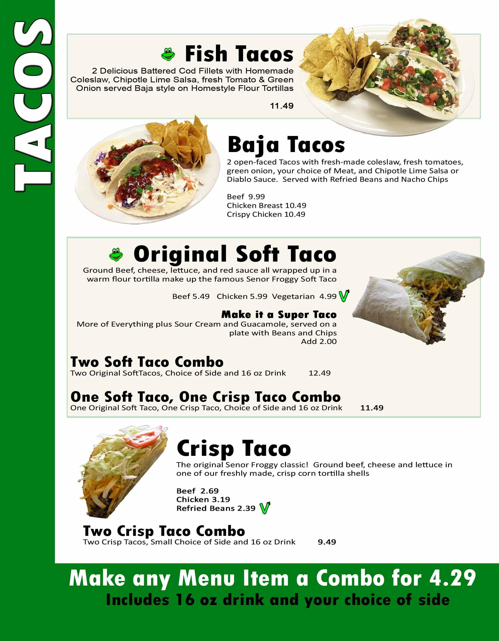 Tacos Page
